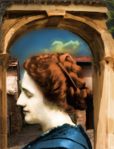 Florentine Woman I